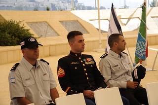 Tenth Anniversary Commemoration Ceremony 9/11 No154