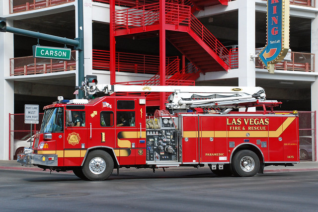 Fire Trucks Las Vegas http://www.flickr.com/photos/southerncalifornian/6142775974/