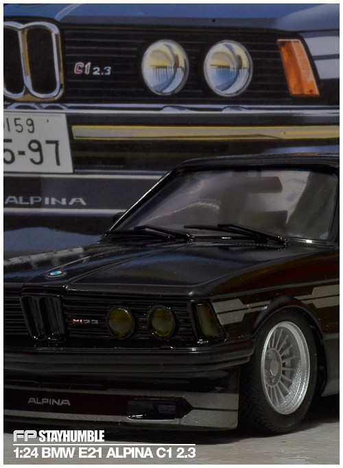 FP | BMW E21 Alpina C1 2.3