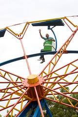 Super Tropper Ferris Wheel Ride