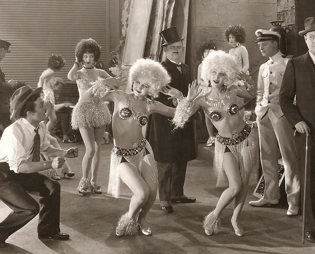 Nancy Carroll, Frances Lee - Chicken a la King, 1928