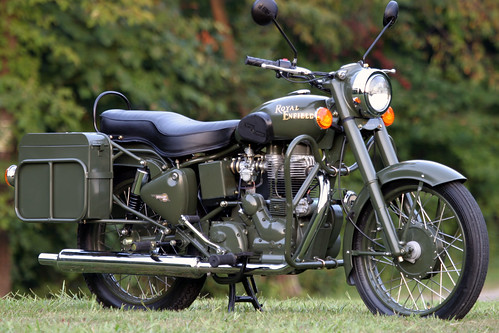 2009 Royal Enfield Military