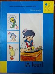 Portada Libro 1er Grado Cuba