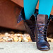 These boots are made for walking by Dade Freeman