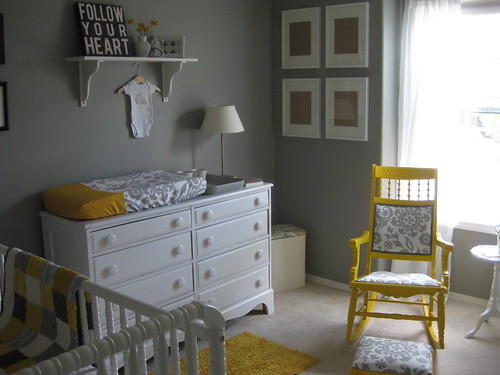 our little life nursery reveal. Black Bedroom Furniture Sets. Home Design Ideas