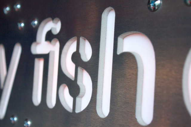 fish on the Word Wall