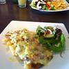 Swiss Schnitzel @ Caffe Primo