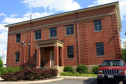 virginia va jail jailhouse carrollcounty hillsville oldjailhouse bmok