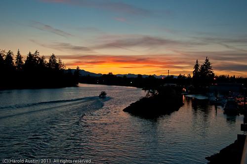 sunset waterfront vancouverisland portalberni 2011 somassriver nikon18105mmf35~56vr