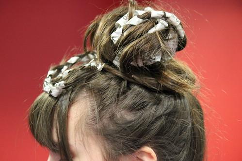 Newspaper Hair 4