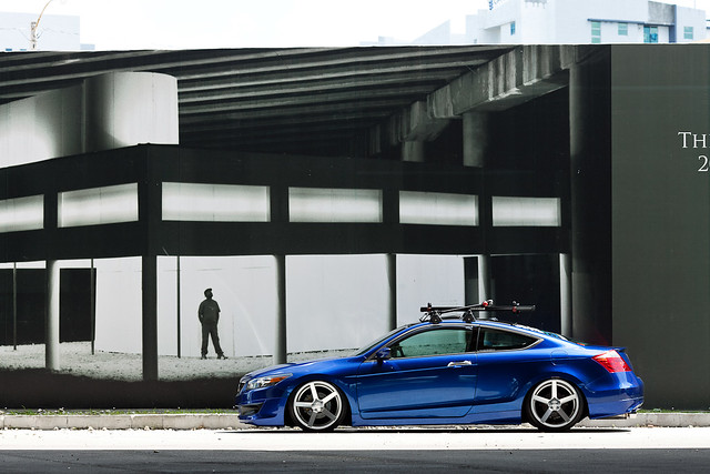 vossen blue 8th gen accord vvscv3 wheels