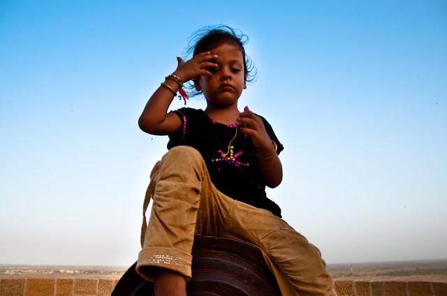 Princess of Jaisalmer - Mayuri