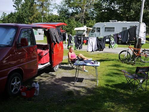 camping in germany singletrack magazine. Black Bedroom Furniture Sets. Home Design Ideas