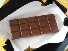 milk chocolate bar by RosieTulips, on Flickr