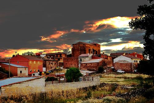 Barcones Village.
