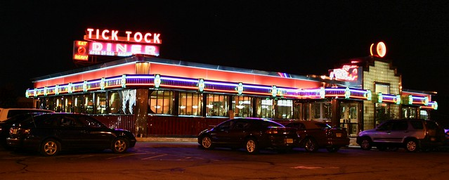 New Jersey's World Famous Tick Tock Diner