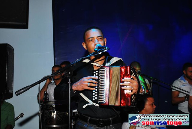 "Luna Night Club Presenta: Geovanny Polanco ""El Mambologo"""