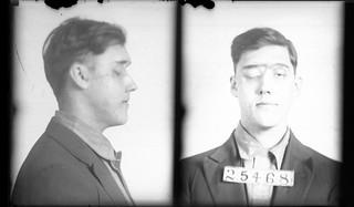 Davison, Ezra. Inmate #25468 (MSA)