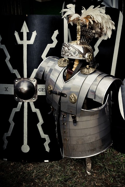 Grietas en la armadura