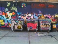 Threefold Trash