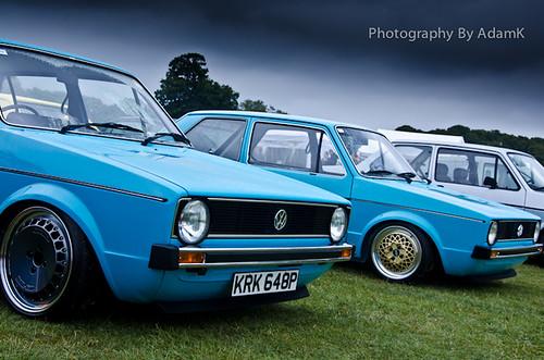 Blue MK1's