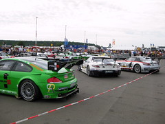 ADAC GT Masters - Lausitzring 2011