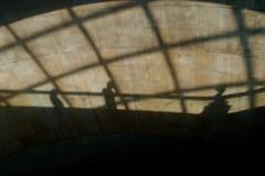 Saint Lazare Train Station Shadow