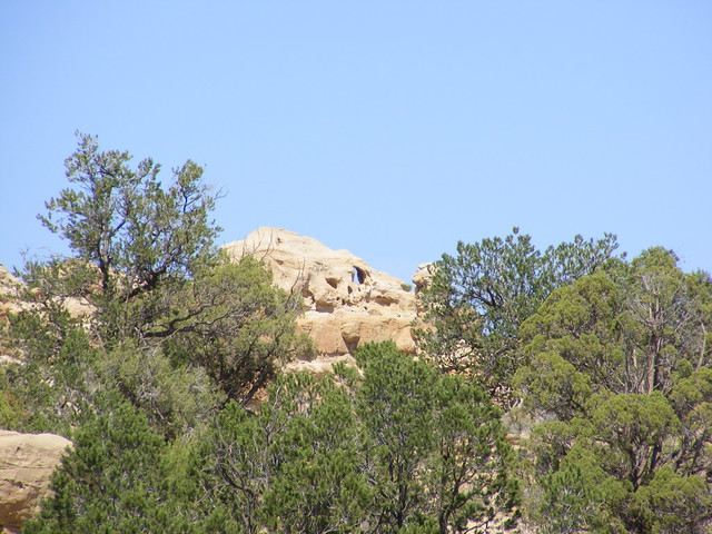 New Mexico Natural Arch NM-278