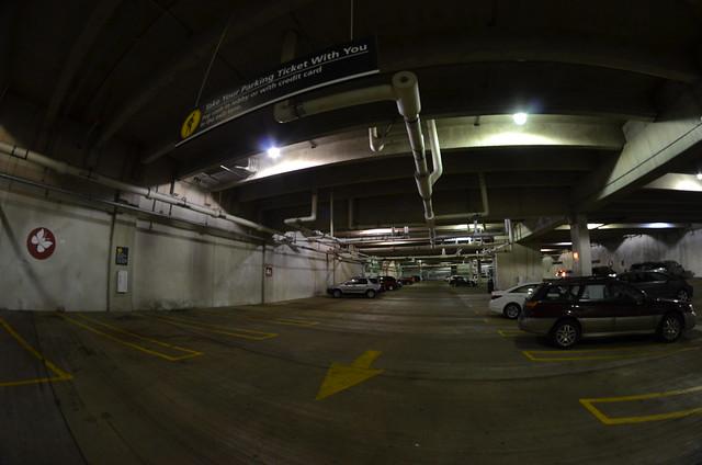 Chicago Aquarium Parking