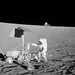 Alan Beam, Surveyor, and Apollo 12 by TailspinT