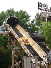 Black anaconda water coaster - photo#22