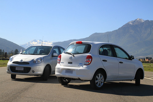 Nissan March 2012 (Micra)