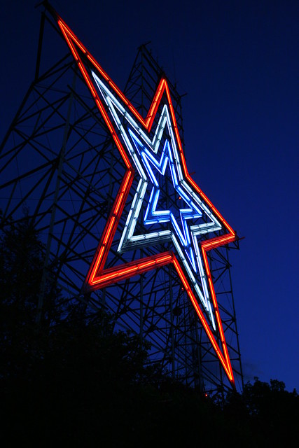 Mill Mountain Star - Roanoke, VA