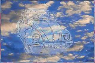 0573 VW in the clouds