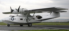 aviation, military aircraft, airplane, propeller driven aircraft, vehicle, turboprop, consolidated pby catalina, air force,