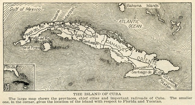 The Island of Cuba (1920)