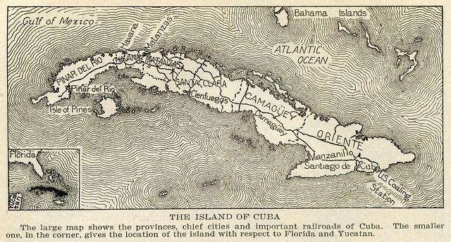 The Island of Cuba (1920)