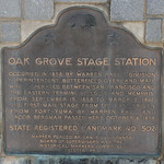Oak Grove Butterfield Stage Station