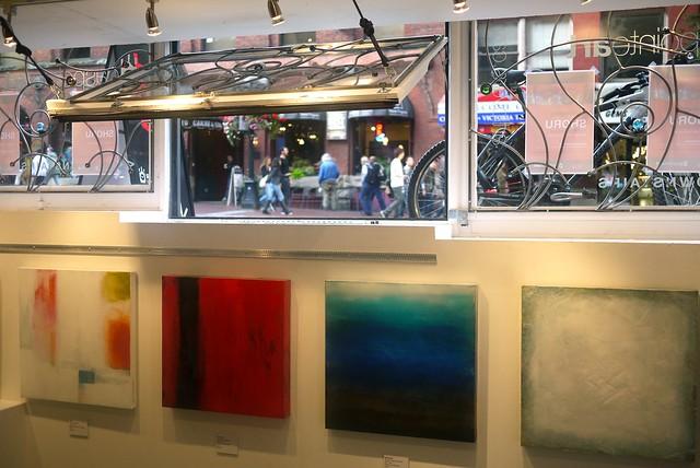 Tanya Slingsby Exhibit | Gaspointe Gallery
