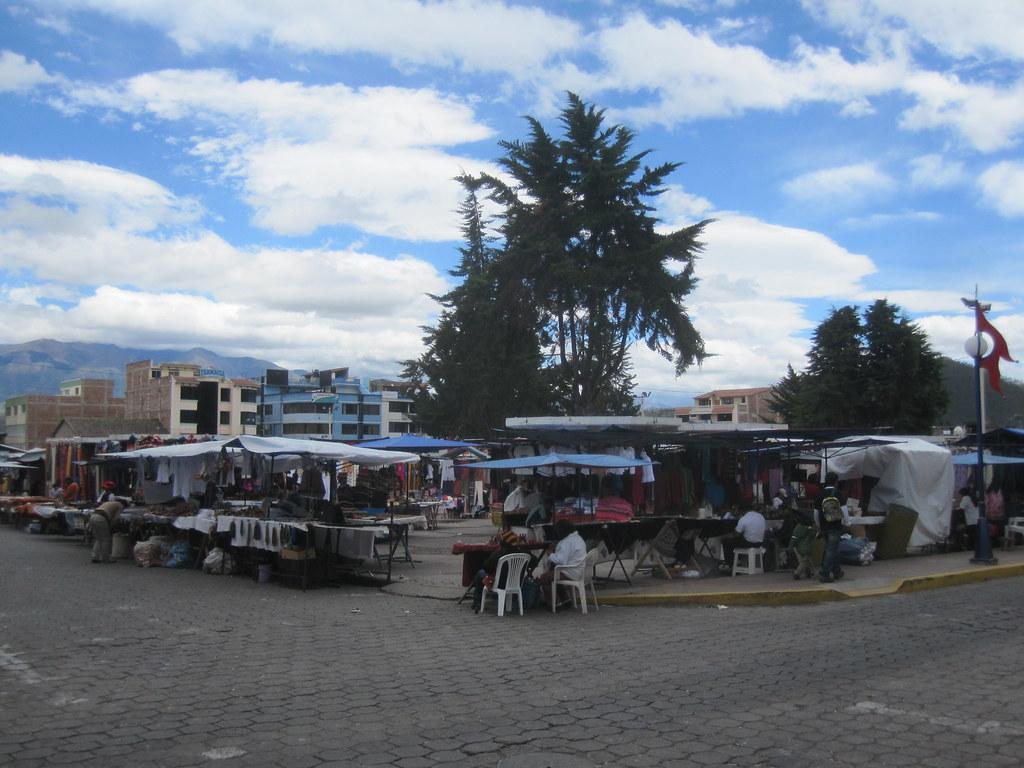 Otavalo Ecuador Market