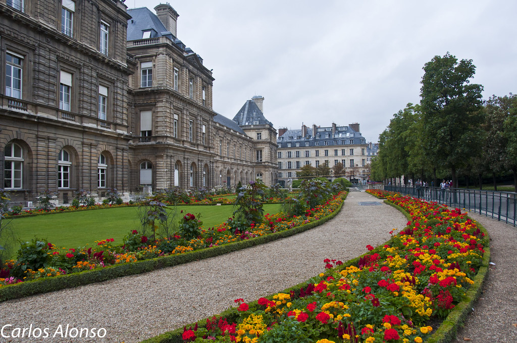 The city of paris france page 107 skyscrapercity for Jardines luxemburgo