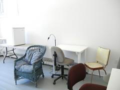 Studio space, Yaddo