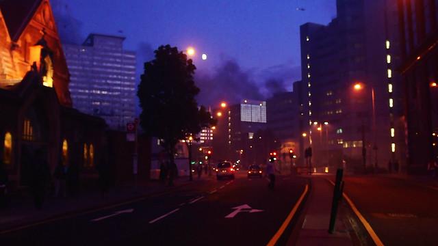 Croydon Riots