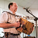 Jamie Berzas and the Cajun Tradition Band at the 40th annual Mamou Cajun Music Festival, Aug. 5, 2011