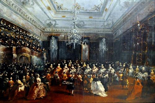 Francesco Guardi - Venice Gala Concert at Alte Pinakothek Munich Germany