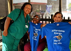 Nurses Support Affordable Energy
