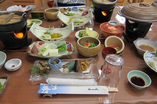 Photo:里湯昔話 雄山荘 一日目夕食 #2 By Hisashi Photos