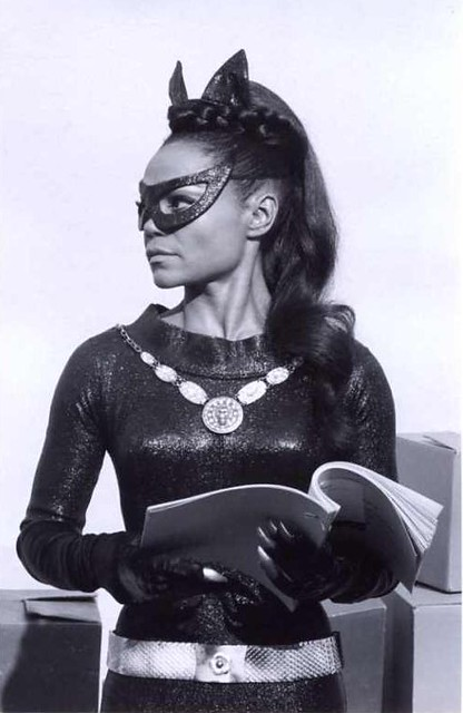 Eartha Kitt S Catwoman Cat Mobile