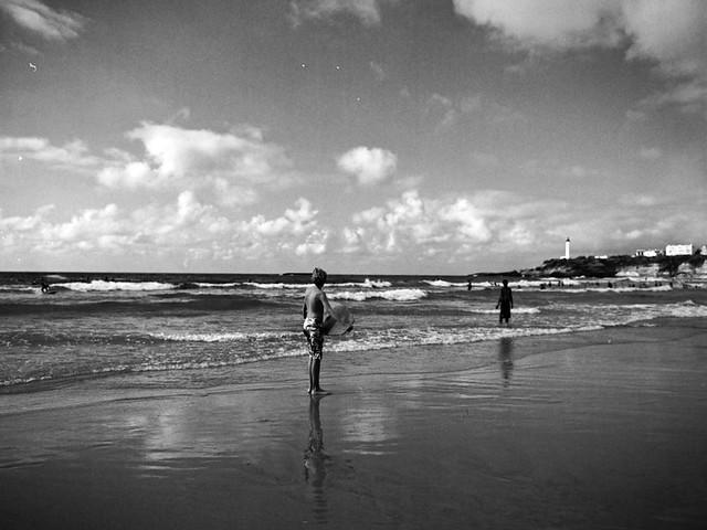 beach & boy