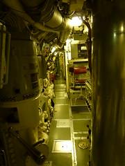 The 'Tonijn' submarine